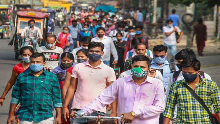 Second wave of COVID19 has hit India like a tsunami says Kiran Mazumdar Shaw- India TV Paisa