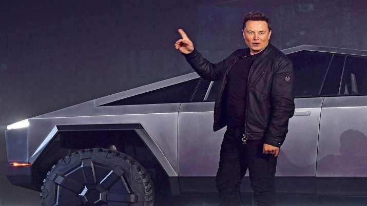 Elon musk's Tesla applies brakes on Bitcoin for vehicle purchases- India TV Paisa
