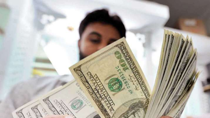 Good news Forex reserves up by USD 1.444 bn to USD 589.465 bn- India TV Paisa