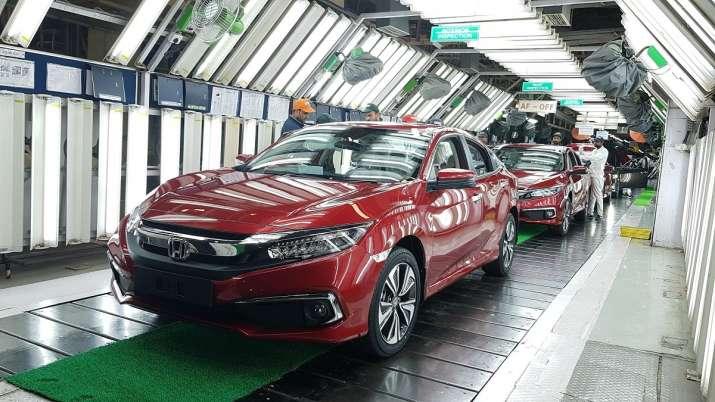 Honda Cars advances maintenance shutdown of manufacturing plant amid COVID surge- India TV Paisa