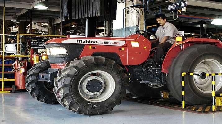 Mahindra launches M-Protect COVID plan to safeguard farmers- India TV Paisa