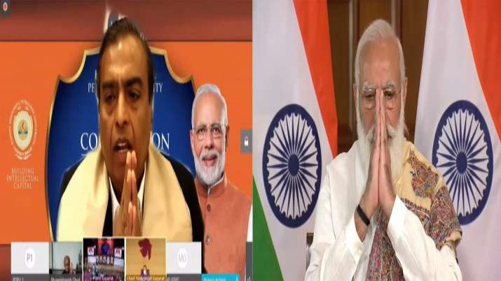 Mukesh ambani's Reliance seeks permission to fly in Israeli experts for installation of rapid COVID1- India TV Paisa