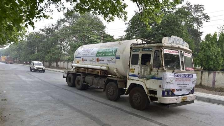 ऑक्सीजन टैंकर हुए...- India TV Paisa