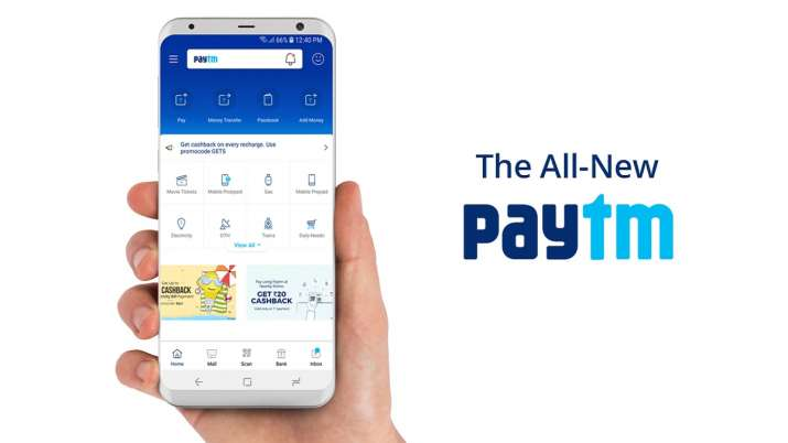 खुशखबरी! Paytm का 10000 के बड़े कैशबैक का ऐलान, जल्दी ऐसे उठाएं ऑफर का फायदा - India TV Paisa