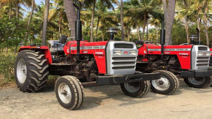 food news for farmers, TAFE offers 16500 tractors under free rental scheme- India TV Paisa