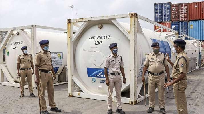 देश में ऑक्सीजन संकट...- India TV Paisa