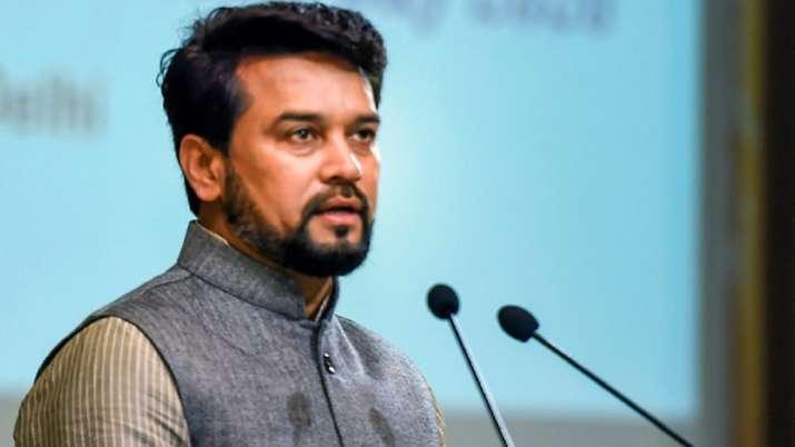 GDP पर चिदंबरम के आरोप का अनुराग ठाकुर ने दिया जवाब, जानें क्या कहा?- India TV Paisa