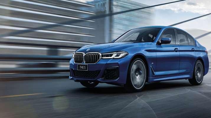 BMW ने 5 सीरीज में उन्नत सेडान कार पेश की, कीमत 62.9 लाख से शुरू- India TV Paisa