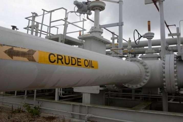 कच्चे तेल का उत्पादन...- India TV Paisa