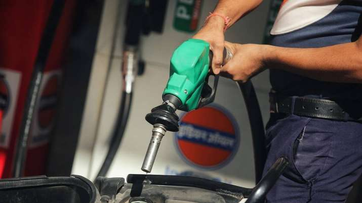 fuel prices were raised yet again Petrol reaches new record high- India TV Paisa