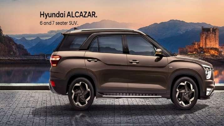 Hyundai start upcoming SUV Alcazar bookings online and offline- India TV Paisa