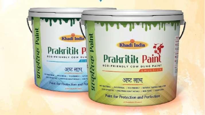 खादी प्राकृतिक पेंट...- India TV Paisa