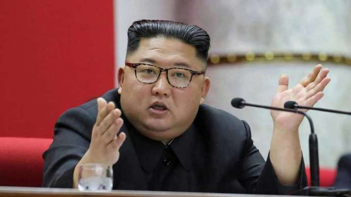 North Korean leader Kim tells US to be prepared for confrontation