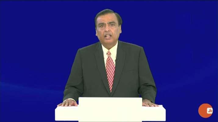 Reliace Jio देश में सबसे पहले करेगा 5G की पेशकश: मुकेश अंबनी- India TV Paisa