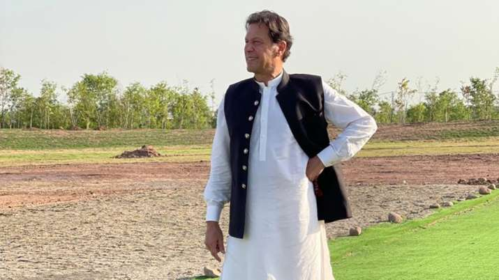 PM Imran Khan announced this monsoon season plantation drive, biggest in Pakistan's history- India TV Paisa