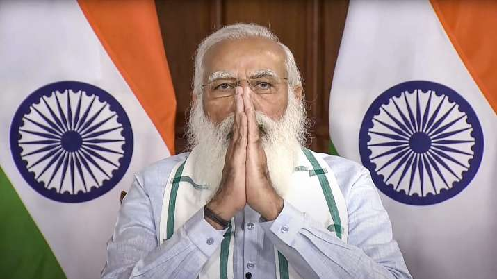 PM Modi big announcement on petrol, india advances 20pc ethanol-blending in petrol to 2025- India TV Paisa