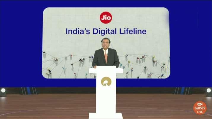 रिलायंस जियो, गूगल का नया किफायती स्मार्टफोन 10 सितंबर से बाजार में उपलब्ध होगा- India TV Paisa