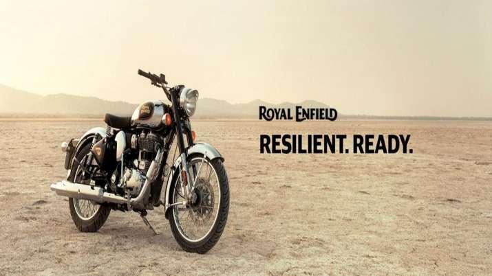 Royal Enfield चालू वित्त वर्ष में कई नए मॉडल उतारने की तैयारी में- India TV Paisa