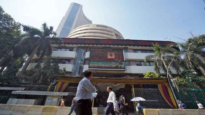 Sensex drops over 185 pts in early trade- India TV Paisa