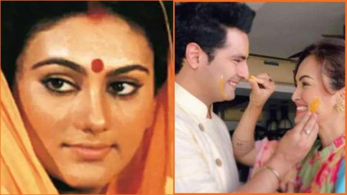 करण मेहरा-निशा रावल विवाद पर 'रामायण' की 'सीता' का आया बयान, कहा – चोट बता रही है मारपीट का मंजर The statement of 'Sita of Ramayana aka dipika chikhlia came on Karan Mehra-Nisha Rawal controversy