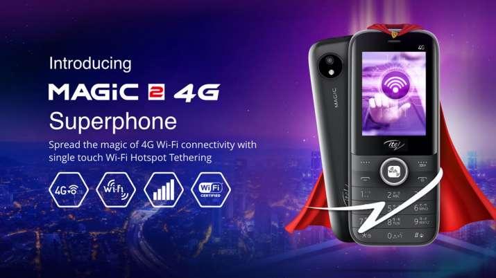 भारत में लॉन्च हुआ 4G...- India TV Paisa