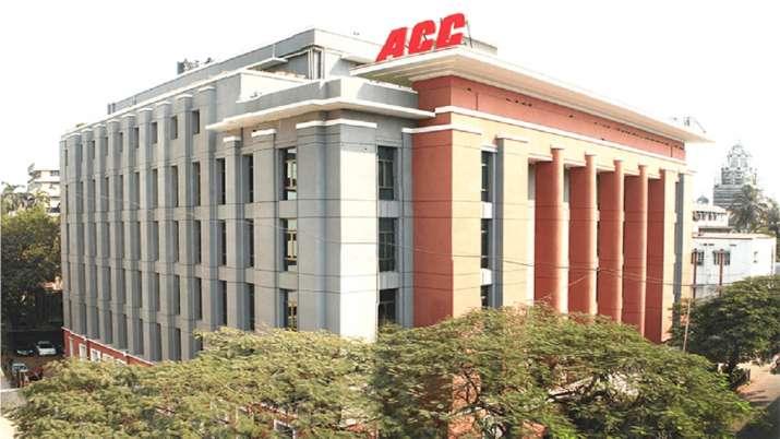 ACC का मुनाफा दोगुना...- India TV Paisa