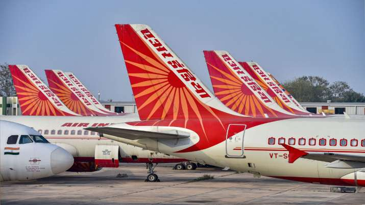 एयर इंडिया, BPCL का...- India TV Paisa