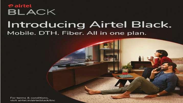 Airtel Black हुआ लॉन्च- India TV Paisa