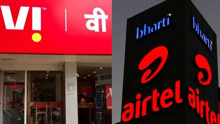 AGR case: Bharti Airtel, Vodafone Idea और Tata Teleservices को लगा झटका, सुप्रीम कोर्ट ने खारिज की य- India TV Paisa