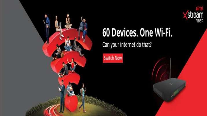 Airtel ने साइबर खतरों से बचाने के लिए लॉन्च किया सिक्योर इंटरनेट, देखें इसके फीचर्स- India TV Paisa