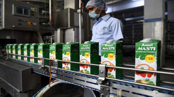 Dairy Brand Amul registers Rs 39,248 crore turnover in 2020-21- India TV Paisa