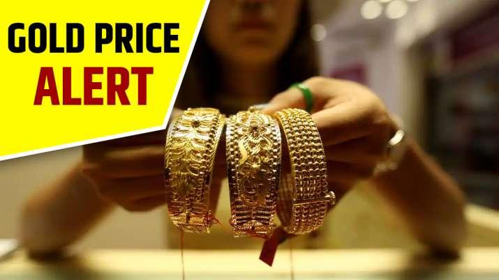 Gold Price Alert: सोने की कीमत में आज बड़ा बदलाव, जानें अब 10 ग्राम गोल्ड कितने का मिलेगा- India TV Paisa