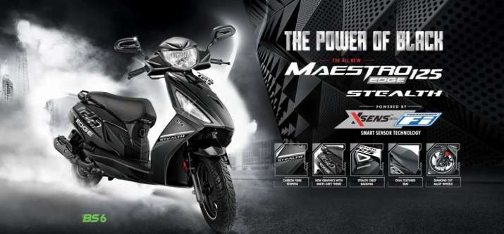 Hero ने लॉन्च किया Maestro Edge 125 स्कूटर का नया वर्जन, देखें इसके जबरदस्त फीचर्स और कीमत- India TV Paisa