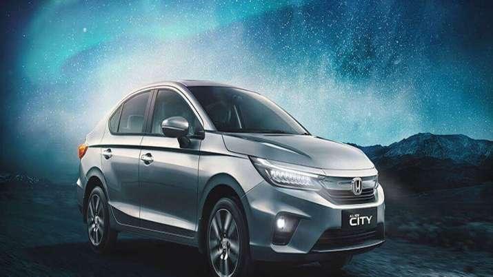 Honda ने अपनी नई सिटी कार में गूगल असिस्टेंट की सुविधा शामिल की- India TV Paisa