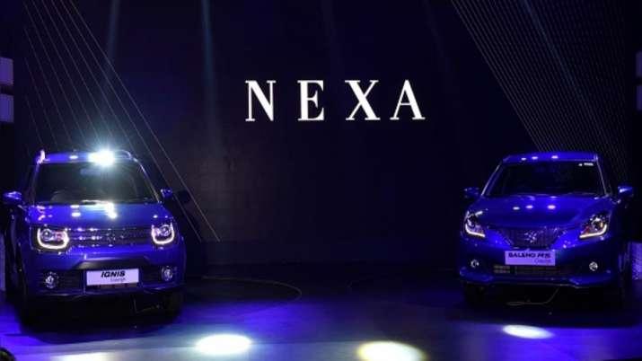 Maruti Suzuki Nexa network completes 6 yrs with cumulative sales of 14 lakh units- India TV Paisa