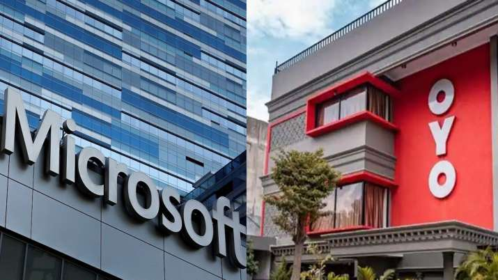Microsoft in advanced talks to invest in OYO- India TV Paisa