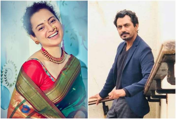 Kangana Ranaut signed Nawazuddin Siddiqui as lead role in her first film production venture Tiku weds Sheru-'टीकू वेड्स शेरू' में नवाजुद्दीन सिद्दीकी को किया साइन