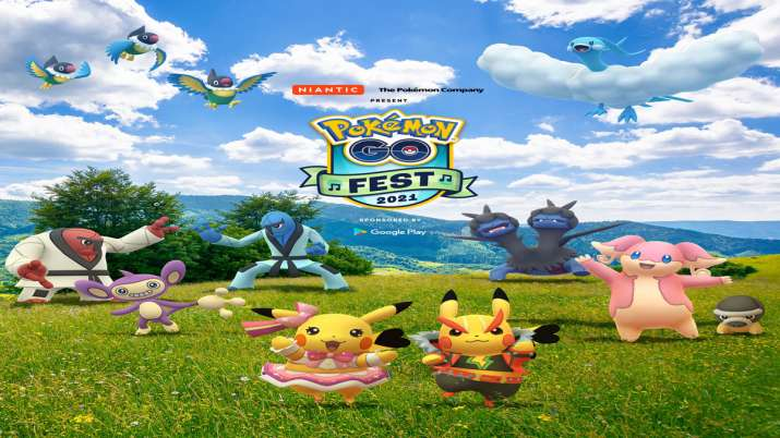 Pokémon GO की 5वीं वर्षगांठ वर्चुअल पोकेमॉन गो फेस्ट 2021 और नए रोमांचक गेमिंग फीचर्स के साथ मनाई गई- India TV Paisa