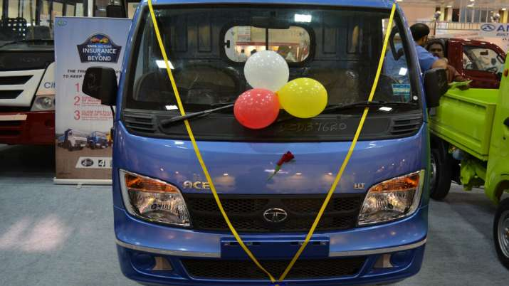 Tata Motors launches Tata Ace trim with price starting at Rs 3.99 lakh- India TV Paisa