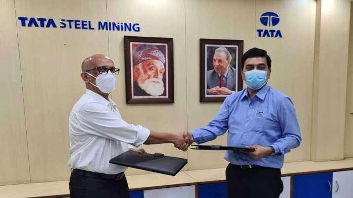 टाटा स्टील माइनिंग और जिंदल स्टेनलेस ने सुकिन्दा में आम सीमा पर खनन के लिए समझौता किया- India TV Paisa