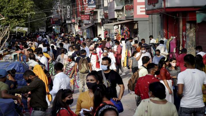 Alert Third wave of COVID-19 may hit India in August says SBI report- India TV Paisa