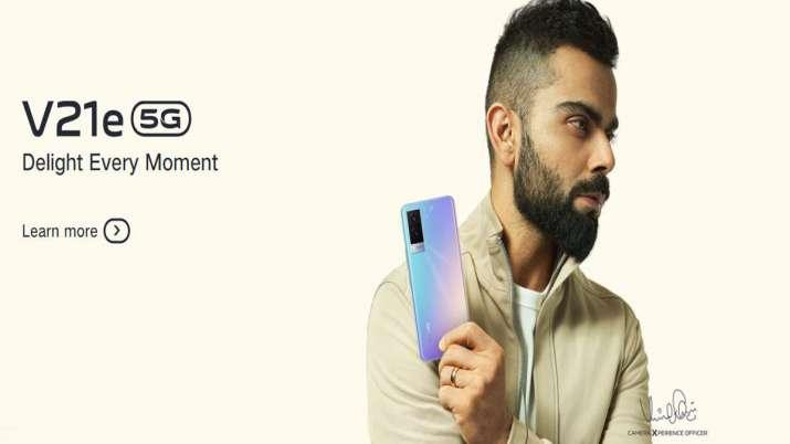 Vivo ने भारत में 1 महीने के अंदर लोगों के घरों में 1 लाख फोन की डिलीवरी की- India TV Paisa