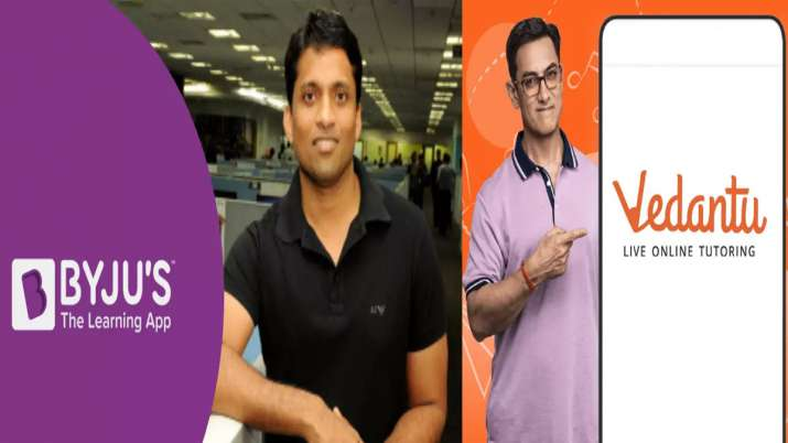 Byju's to acquire e-learning platform Vedantu - India TV Paisa