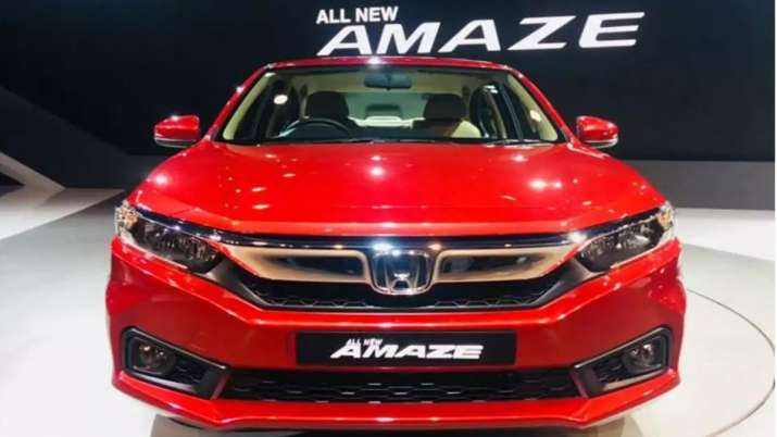 Honda commences bookings for new Amaze to debut on Aug 18- India TV Paisa