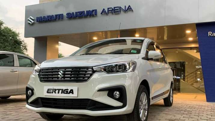 Maruti suzuki says High GST, acquisition cost slowing down car demand in country- India TV Paisa