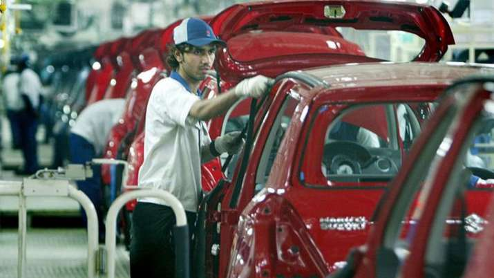 Maruti Suzuki scale down production in Gujarat due to chip shortage- India TV Paisa