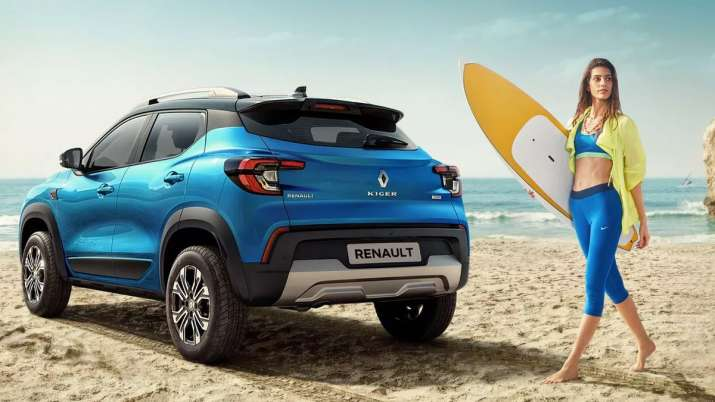 Renault drives in new Kiger RXT O trim at Rs 7.37 lakh- India TV Paisa