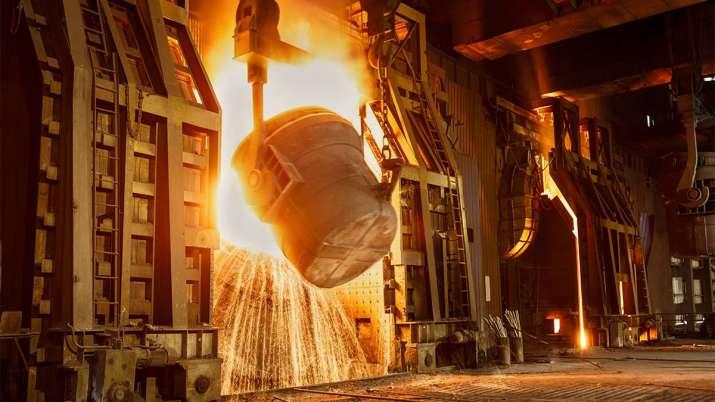 जून में भारत का कच्चे इस्पात का उत्पादन 21.4 फीसदी बढ़कर 94 लाख टन रहा- India TV Paisa