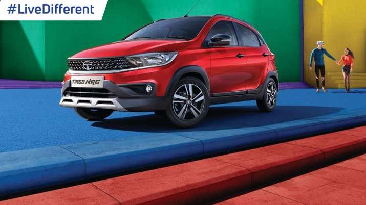 Tata Motors launch Tiago NRG with price Rs 6.57 lakh- India TV Paisa