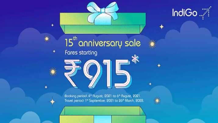 Indigo दे रहा है सिर्फ 915...- India TV Paisa